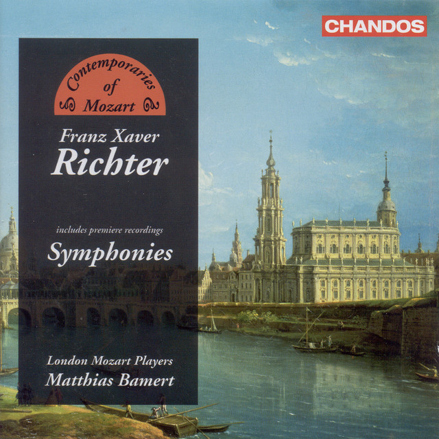 Richter: Symphonies Nos. 29, 43, 52, 53, 56