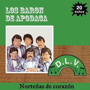 Norteñas de Corazón 20 Exitos album