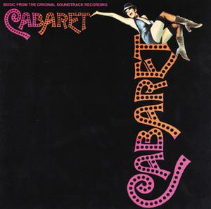 Liza Minnelli Cabaret cover