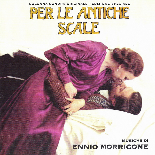 Per le antiche scale - Down the Ancient Staircase (Original Motion Picture Soundtrack) [Remastered] Albumcover