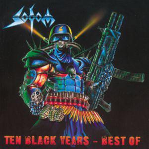 Ten Black Years: Best Of album