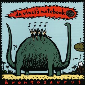 Brontosaurus - Da Vinci's Notebook