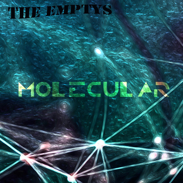 Album cover for Molecular by The Emptys