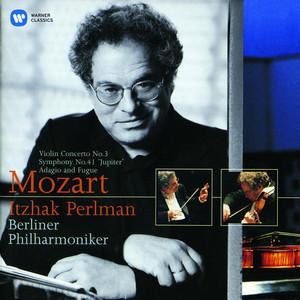 Mozart: Violin Concerto No. 3 & Symphony No. 41, 'Jupiter' Albumcover