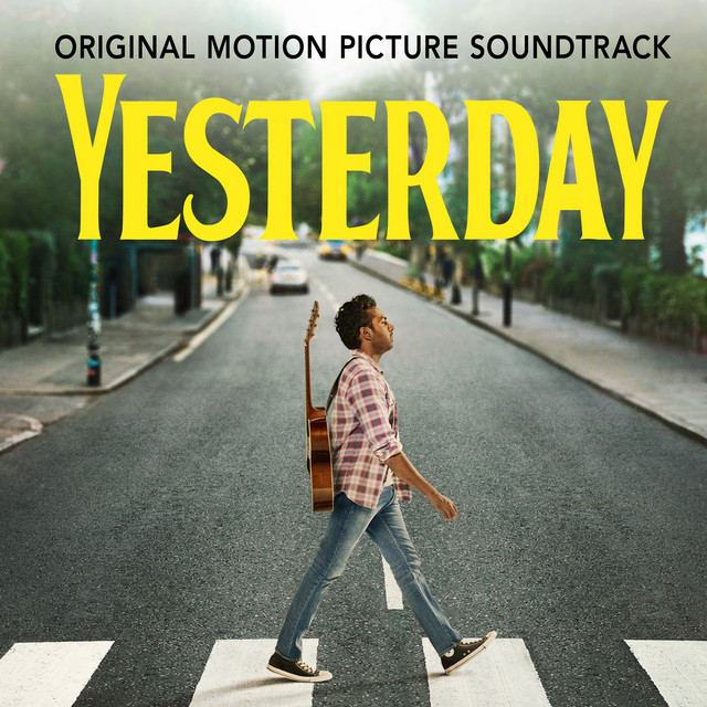 Album cover for Yesterday (Original Motion Picture Soundtrack) by Himesh Patel