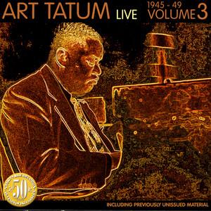 1945-49, Vol. 3 (Live) album