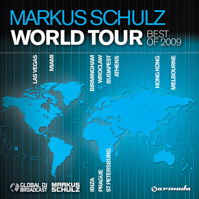 World Tour (Best Of 2009) Albumcover