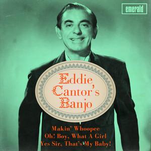 Eddie Cantor's Banjo album
