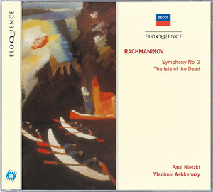 Rachmaninov: Symphony No.2; The Isle Of The Dead Albümü