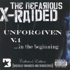 The Unforgiven, V.1: ...In The Beginning Albumcover