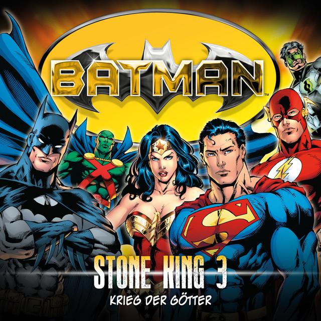 Stone King, Folge 3: Krieg der Götter Cover