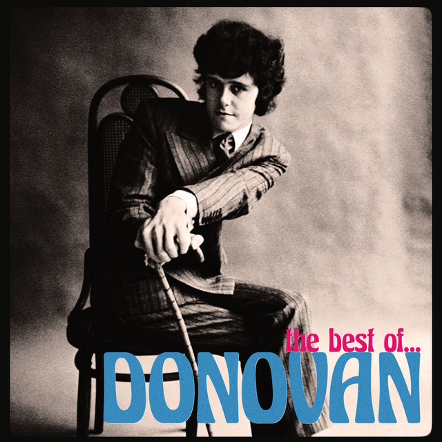Donovan Best Of album cover