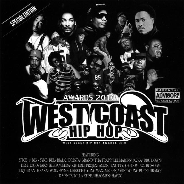 research on east coast to west coast hip hop