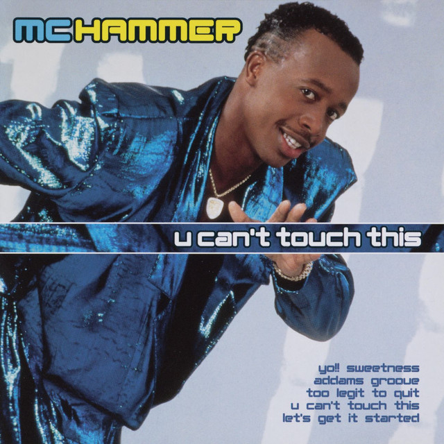 You Can't Touch This cover