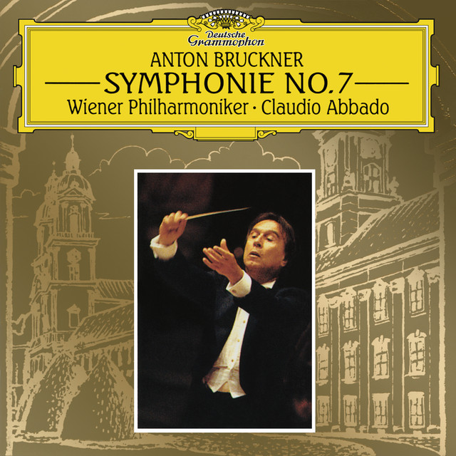 Bruckner: Symphony No.7 In E Major Albumcover