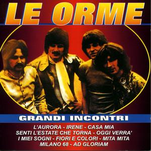 Le Orme - Grandi Incontri album