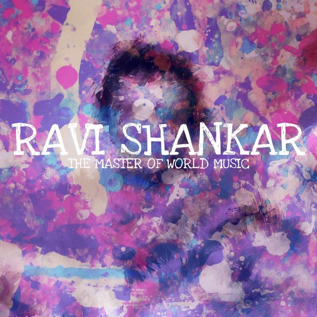 Ravi Shankar - The Master of World Music Albumcover