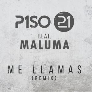 Me Llamas (feat. Maluma) [Remix] Albümü
