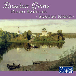 Russian Gems: Piano Rarities album