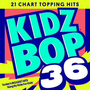 Kidz Bop, Kidz Bop I'm the One cover