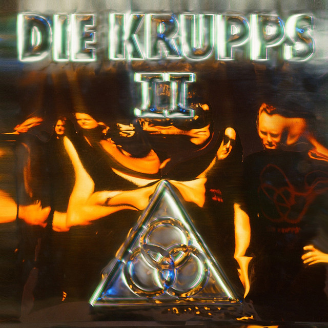 Die Krupps, Die The Final Option + The Final Option Remixed album cover