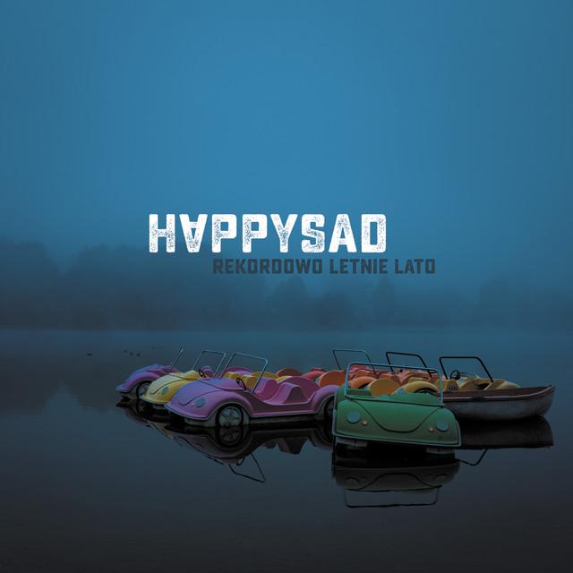 Album cover for Rekordowo Letnie Lato by Happysad