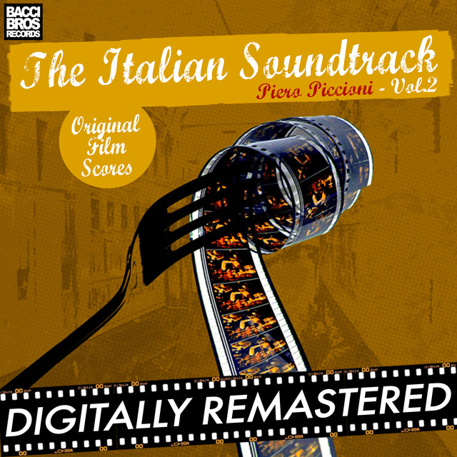 The Italian Soundtrack Vol. 2 - Piero Piccioni (Original Film Scores)