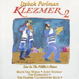 Klezmer Volume 2: Live in the Fiddler's House Albumcover