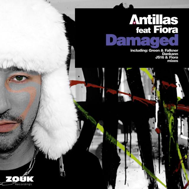 Antillas, Fiora Damaged album cover