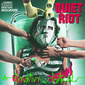 Quiet Riot Condition Critical cover