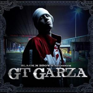 Black N Brown Presents GT Garza Albumcover