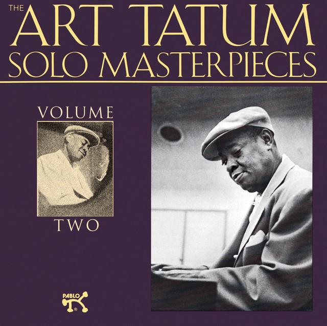 Art Tatum The Art Tatum Solo Masterpieces, Vol. 2 album cover