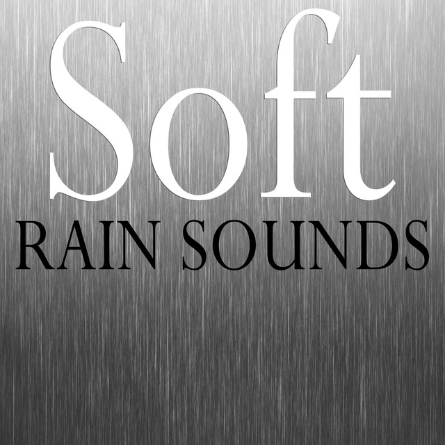 Soft Rain Sounds Albumcover
