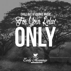 For Your Relax Only! (Chill Out & Lounge Music) Albumcover