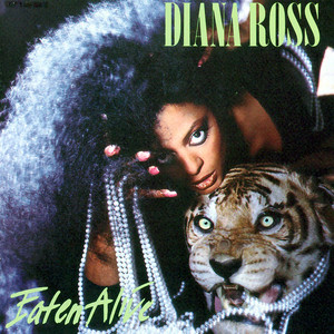 Diana Ross More and More cover