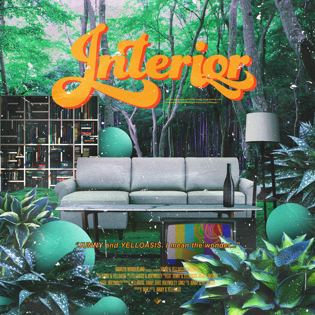 Album cover for Interior by Junny, Yelloasis