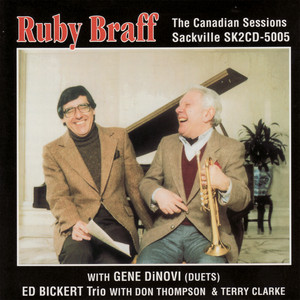 Ruby Braff, Gene DiNovi, Ed Bickert, Don Thompson, Terry Clarke My Funny Valentine cover