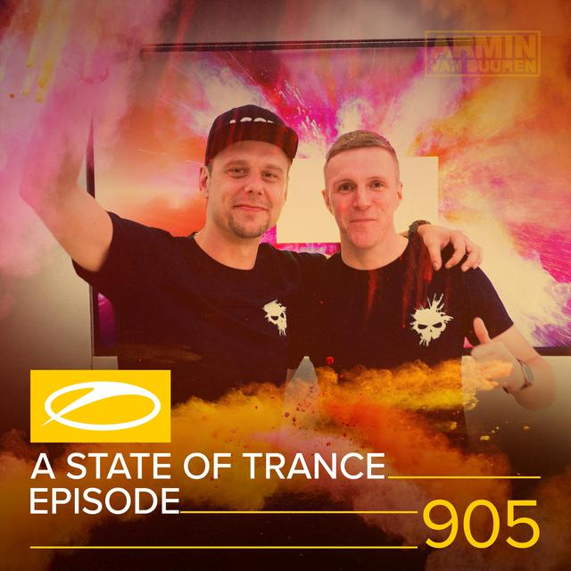 ASOT 905 - A State Of Trance Episode 905
