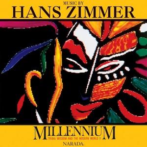 Millennium Albumcover