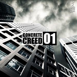 Concrete Creed 01 Albumcover