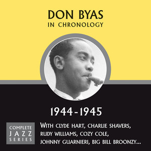 Complete Jazz Series 1944 - 1945 album