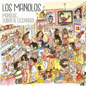 Los Manolos, Manel Fuentes, Queco Novell All My Loving cover