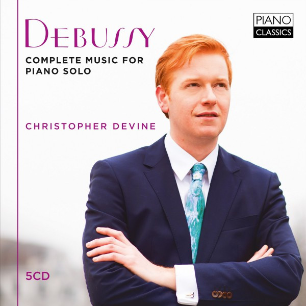 Debussy: Complete Music for Piano Solo