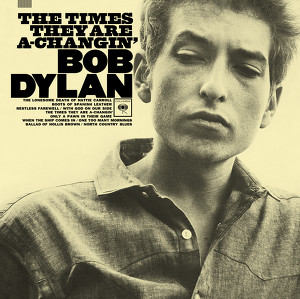 Bob Dylan, The Times They Are A-Changin' på Spotify