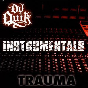 Trauma Instrumentals Albumcover