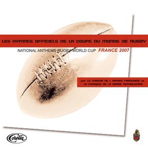 Les hymnes officiels de la Coupe du Monde de Rugby  - La Marseillaise