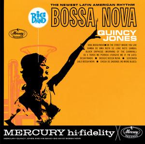 Big Band Bossa Nova Albumcover