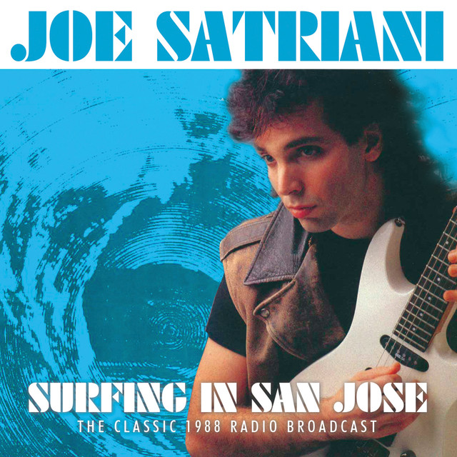 Surfing in San Jose (Live) Albumcover