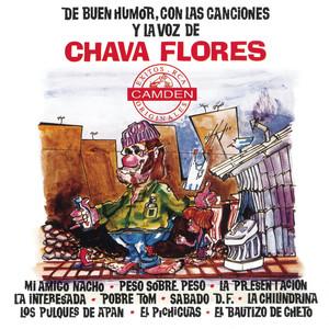 De Buen Humor, Con Las Canciones Y La Voz De Chava Flores Albumcover