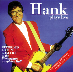 Hank Plays Live album